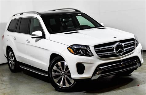Gls 450 wheels start at a sizable 20 inches and can go up to 21. 2019 Mercedes-Benz GLS 450 4MATIC SUV | Polar White U15827