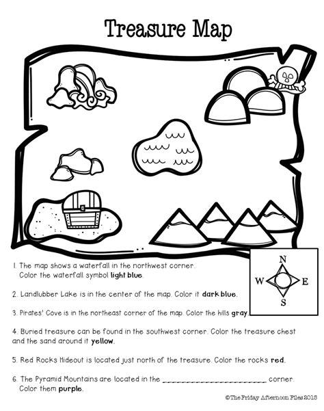 pirate unit misc teaching maps teaching map