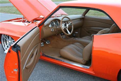 How To Do Custom Auto Upholstery by Interiors Shannon Camaro Custom Leather Interior
