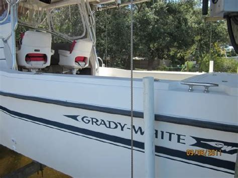 Grady White Gulfstream Boat Cover by 1990 Grady White Gulfstream 232 Boats Yachts For Sale
