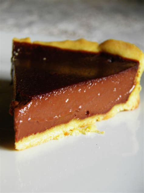 tarte au chocolat pate sabl 233 e