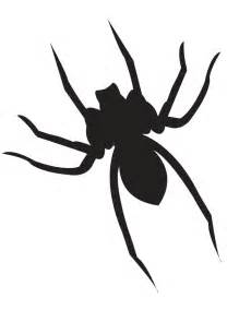 Printable Pumpkin Carving Templates Spider