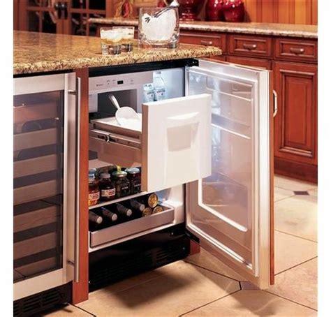 zibihii monogram bar refrigerator module custom panel kitchen remodel small kitchen