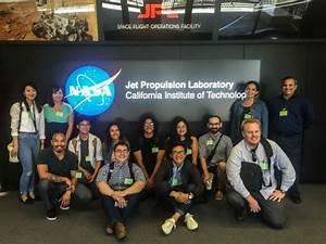 UCR Today: UC Riverside Students Training at NASA's Jet ...