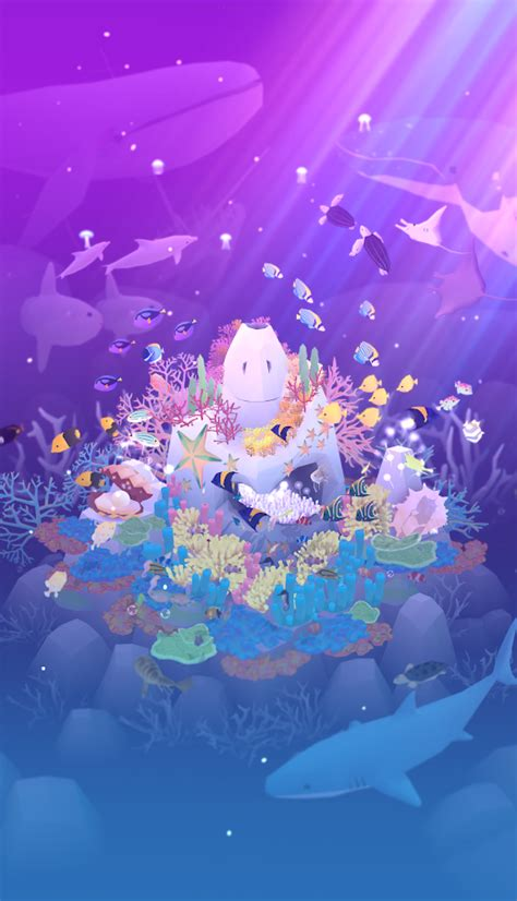 puzzle aquarium tap tap fish abyssrium apk android simulation