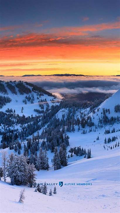 Alpine Wallpaperaccess Meadows Squaw Valley Wallpapers