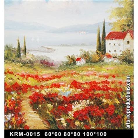 oeuvre d moderne krm 0015 tableau tableaux paysages arts reproductions peinture 224 l huile