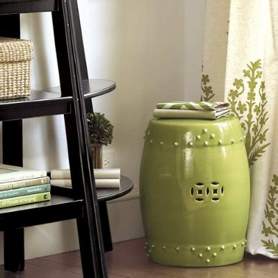 garden stools decor bungalow home staging redesign