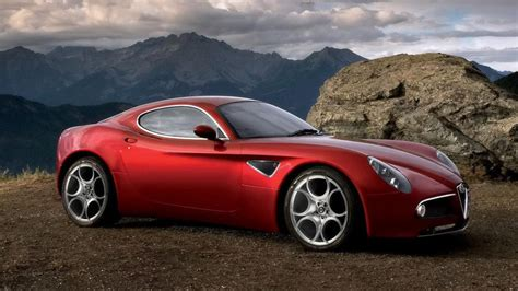 alfa romeo 8c wallpaper 1600x900 17