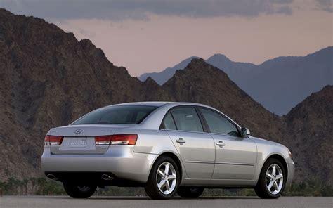 Hyundai 2006 Sonata by 2006 2008 Hyundai Sonata Investigated By Nhtsa For