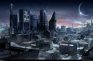 Blade Runner WIP - Jamir - CG Channel Forums [( Science ...