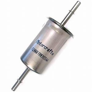 Motorcraft Mustang Fuel Filter  98 4 6  2v  4v Fg986b