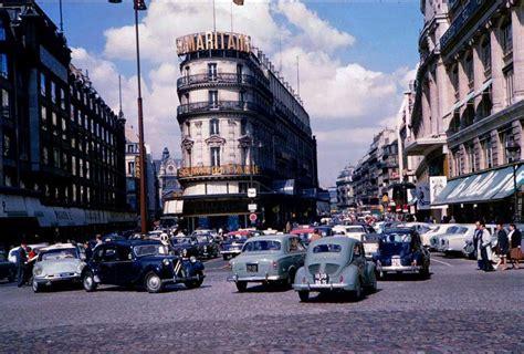 paris hier  aujourdhui time  paris