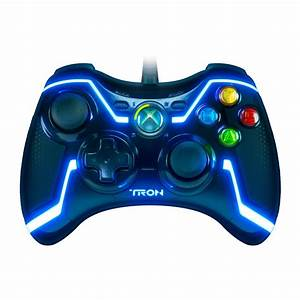 Yes Man TRON Wired Controller For Xbox 360