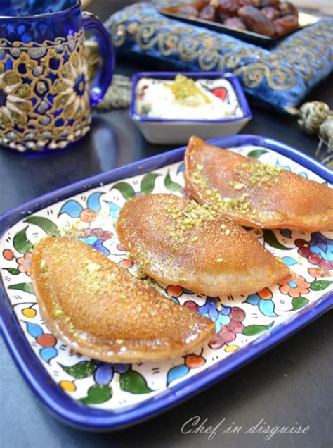 atayef kataif  ultimate arabic pancake delicious