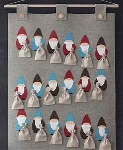 Burda Style Adventskalender : adventskalender mit filzwichteln n hen ~ Lizthompson.info Haus und Dekorationen