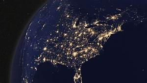 Earth at Night, North America [hd video]   Flickr - Photo ...