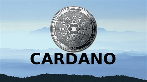 cardano sees  volatile day   start  steady rise
