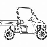Utv Polaris Ranger Coloring Rzr Pages Clip Seat Sketch Xp Bench Accessories Quadgear Classic Template Hd Cage Roll Clamp Mounting sketch template
