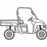 Utv Polaris Ranger Coloring Rzr Pages Seat Clip Sketch Accessories Xp Bench Gun Quadgear Classic Cab Bow Rack Template Utvs sketch template