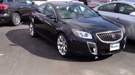 buick regal gs turbo walkaround overview youtube