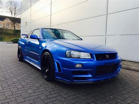 Used Nissan Skyline R34 26 Gtr For Sale In Herts