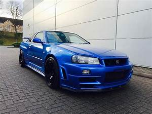 Used Nissan Skyline R34 2.6 GTR for sale in Herts ...
