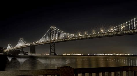san francisco s bay bridge is getting the best light