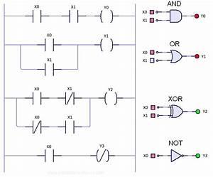 Relay Logic Diagram Of Xor Gate  U2013 Powerking Co
