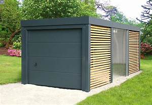 Fertiggaragen Aus Holz : fertiggaragen carports sicher und g nstig kaufen ~ Whattoseeinmadrid.com Haus und Dekorationen