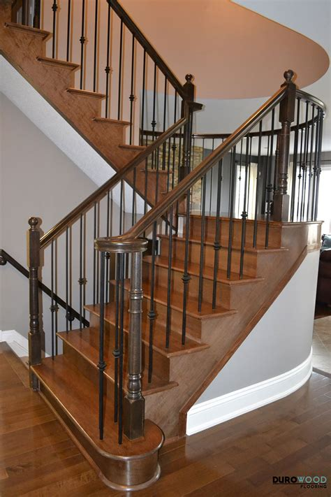 photo gallery hardwood flooring  staircase recapping