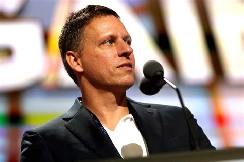 Peter Thiel Went to a Costume Party as Hulk Hogan, Because ...