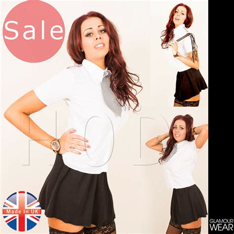 Miss Officer UK Police FancyDress Costume Womens Outfit