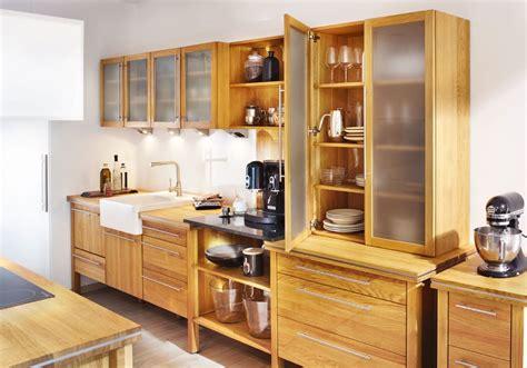 Massivholzkuche Ikea by Massivholz Modulk 252 Che Nature K 252 Che Annex Gmbh