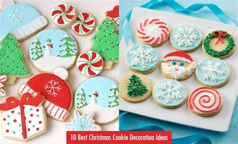 christmas cookie decorating ideas house cookies