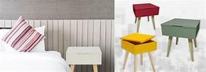 Bout De Canapé Design : tables de chevet ou bout de canap design et fut es ~ Dode.kayakingforconservation.com Idées de Décoration