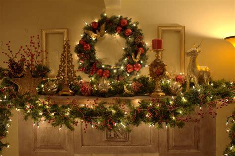 fireplace garland ideas inspirationseek