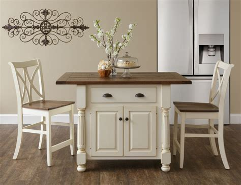 island tables for kitchen with chairs king dinettes custom dining furniture kitchen islands