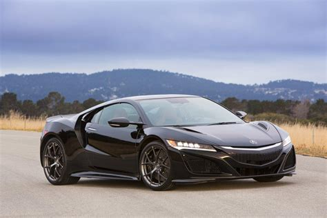 new 2017 acura nsx makes 573hp has 191 mph top speed