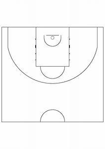 33 Basketball Half Court Diagram