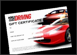 driving lesson gift voucher template sampletemplatess sampletemplatess