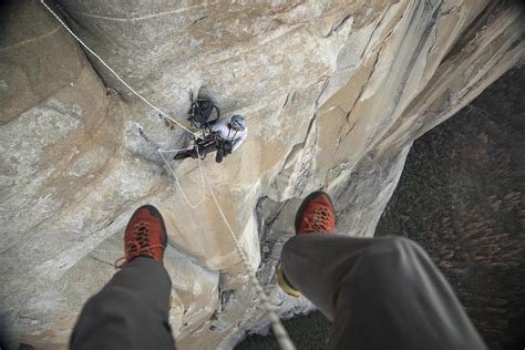 Free Solo Live Beyond Fear Climber Alex Honnold Story