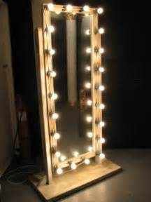 floor mirror with led lights vanities for bedrooms with lights and mirror foter