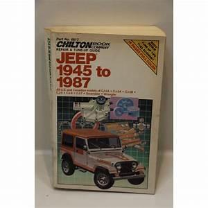 Garage En Anglais : revue technique jeep de 1945 1987 scrambler wrangler en anglais vintage garage ~ Medecine-chirurgie-esthetiques.com Avis de Voitures