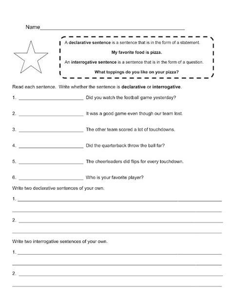 compound sentences lesson plans 2nd grade punctuating