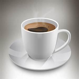 Coffee, Cups, Psd