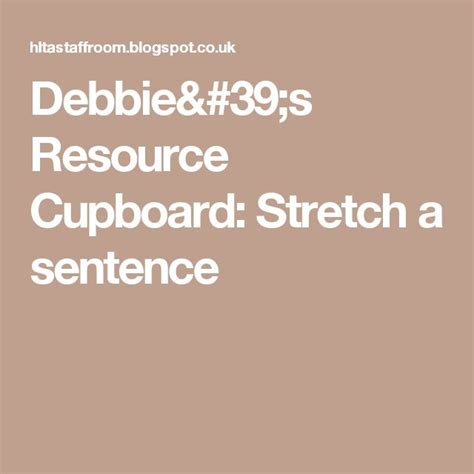 Used Cupboard In A Sentence by 17 Best Ideas About Sentences On