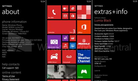 • easy setup with a few simple steps. Revealed - The Nokia Lumia 929, Verizon's 5 inch 1080P Windows Phone | Windows Central