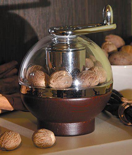 Peugeot Nutmeg Grinder by Peugeot 19495 Amboine 4 25 Inch Nutmeg Grinder Chocolate