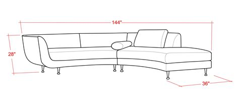 home decorators curved sofa furniture image plans curved sectional sofa with cushion